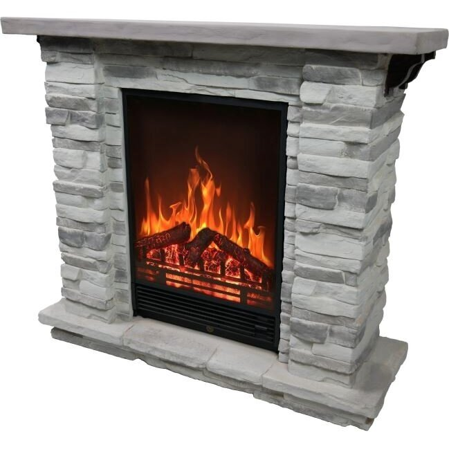 Aflamo Campo Free Standing Electric Fireplace Good Price To Buy Free Standing Electric Fireplaces With Mantel In An Apartment House And Any Room At A Good Price Electric Fireplaces