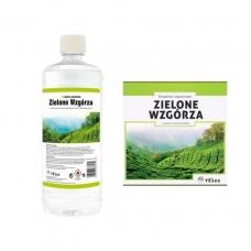 Biokuras biožidiniams 1 l kalnų aromatas