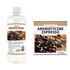 Biokuras biožidiniams 1 l kavos aromato