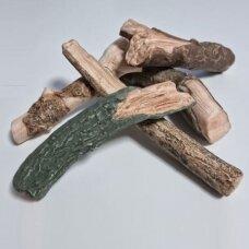 Dekoratyvinės keramikinės įvairios VII malkos biožidiniams