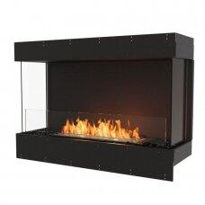 ECOSMART FIRE FLEX 42BY biožidinys įmontuojamas trijų pusių