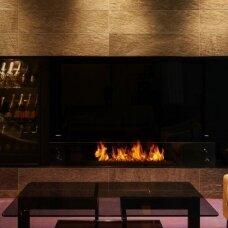 ECOSMART FIRE XL1200 biožidinys degiklis įmontuojamas