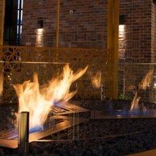 ECOSMART FIRE XL500 biožidinys degiklis įmontuojamas