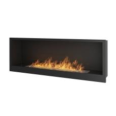 INFIRE INSIDE 1200 BLACK biožidinys įmontuojamas - pakabinamas