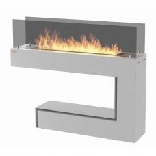 INFIRE SPECTRUM pastatomas biožidinys su apdaila