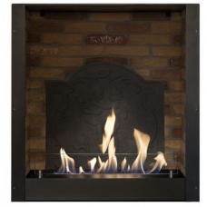 RUBY FIRES BUILT-IN UNIT L MEDALLION biožidinys įmontuojamas