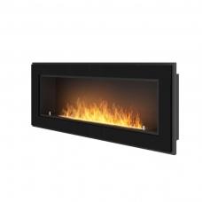 SIMPLEFIRE FRAME 1200 BLACK biožidinys įmontuojamas - pakabinamas